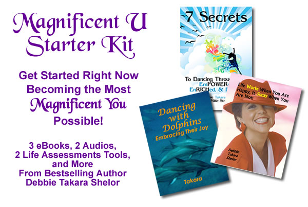 Magnificent U Starter Kit by Takara